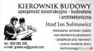 Kierownik Budowy / Nadzór Budowlany i realzacja/ Grudziądz