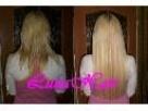 Przedłużanie włosów na chandrę tanio GDAŃSK - 4