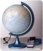 Konturowy globus 250mm podświetlany - 1