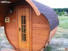 sauna ogrodowa Szczecin
