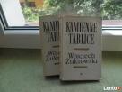 KAMIENNE TABLICE tom I i II autor: Wojciech Żukrowski Grodzisk Mazowiecki