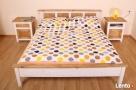 Łóżko 160 x 200 z Kolekcji Modena Z LITEGO DREWNA,Drewniane