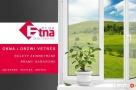 Etna Plus - montaż okien, drzwi, rolet, parapetów i bram gar - 2