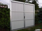 Brama Garażowa Bramy Garażowe do wnęk betonowych i - 4