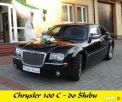 Auta do ślubu Kraków, Chrysler 300C, wynajem limuzyn, - 7