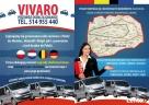 Przewóz Osób, Holandia, Niemcy, Belgia KUTNO GOSTYNIN KONIN Kutno