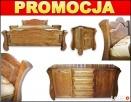 Nowe Łóżko z DREWNA 140x200 Solidne -Różne  - 8