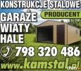6x5 Garaż blaszany garaże blaszane blaszaki GRATISY !! - 2