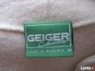 Geiger AUSTRALIJSKA WEŁNA 100% Ecri kardigan na suwak Zakiet - 8