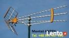 Montaż Anten TV DVB-T i SATelitarnych dojazd CAŁY POWIAT - 6