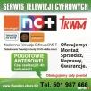Montaż Anten TV DVB-T i SATelitarnych dojazd CAŁY POWIAT Sława