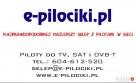 Piloty do telewizorów, dekoderów DVB-T i SAT Biała Podlaska