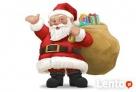 Święty Mikołaj na telefon / do wynajęcia Zgorzelec i  Zgorzelec