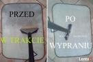 Pranie dywanów, tapicerki samochodowej, odkurzanie Karcher Szczecinek