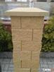 Ogrodzenia pustaki mur bloczki cj blok joniec libet tab bruk - 4