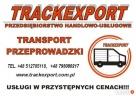PRZEPROWADZKI, TRANSPORT TOWARÓW - w dobrych cenach!!!