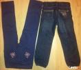 Sprzedam 2 pary spodni dla dziewczynek w idealnym stanie