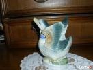 FIGURKA kaczki z porcelany - 4