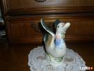 FIGURKA kaczki z porcelany - 2