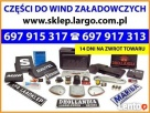 Kluczyk do wind Dhollandia - uniwersalny - 2