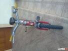 rowerek dzieciecy z kaskiem