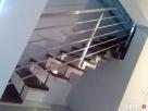 balustrady ogrodzenia schody nierdzewne aluminiowe - 6