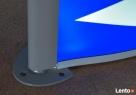 Pylon reklamowy z licem z pleksiglasu - 4
