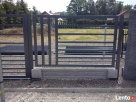 Podmurówka imitacja kamienia 248x20x5, murek ogrodzenia. - 2