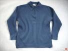 Wełniany sweter męski Ciepły Gruby wełna M - 1