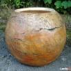 Ceramiczna donica/kula ogrodowa 40 cm. mrozoodporna - 1