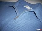 Wełniany sweter męski Ciepły Gruby wełna M - 5