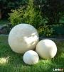 Sprzedam kule ogrodowe, ceramiczne, mrozoodporne 39,28,16 cm - 1