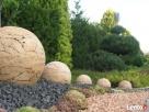 Sprzedam kule ogrodowe, ceramiczne, mrozoodporne 39,28,16 cm - 7