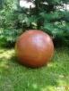 Sprzedam kule ogrodowe, ceramiczne, mrozoodporne 39,28,16 cm - 4