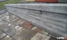 Podmurówka imitacja kamienia 248x20x5, murek ogrodzenia. - 5
