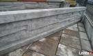 Podmurówka imitacja kamienia 248x20x5, murek ogrodzenia. - 6