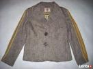 RESERVED żakiet marynarka melanż tweed M/L - 1