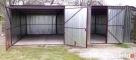 Garaż Blaszany Blaszak Garaże Hale Wiaty 7x6 BLACHMAR - 3