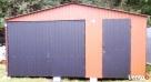 Garaż Blaszany 5x6 PRODUCENT WZMOCNIONE Łęczna