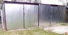 Garaż Blaszany Blaszak Garaże Hale Wiaty 7x6 BLACHMAR - 2