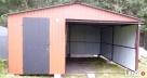 Garaż Blaszany 5x6 PRODUCENT WZMOCNIONE - 3