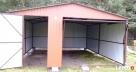 Garaż Blaszany 5x6 PRODUCENT WZMOCNIONE - 4