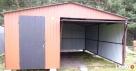 Garaż Blaszany 5x6 PRODUCENT WZMOCNIONE - 6
