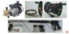 Pompa pomposilnik 170 bar + wąż 40m + bęben + pistolet Nidzica