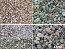 Transport Żwir płukany drenarski drenaże odwodnienia kamień - 1