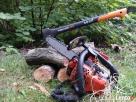 Wycinka drzew,rębak, łuparka do drewna Chrzanów, Trzebinia