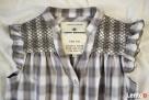 Elegancka bluzka bez rękawów, bawełna, M, Tom Tailor