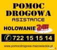 POMOC DROGOWA 24h Laweta Holowanie Przewóz aut Siedlce Kotuń - 2