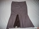 AE Woman Ciepła Spódnica Wełna Melanż 42 XL 44 - 2