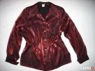 Wizytowa Koszula Błyszcząca Święta j Nowa 40 42 - 2